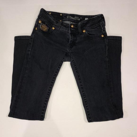 Miss Me Denim - Miss Me JO5050 Boot Cut Jeans Size 27